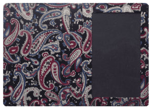 Black_Paisley_Print_Passport_Wallet