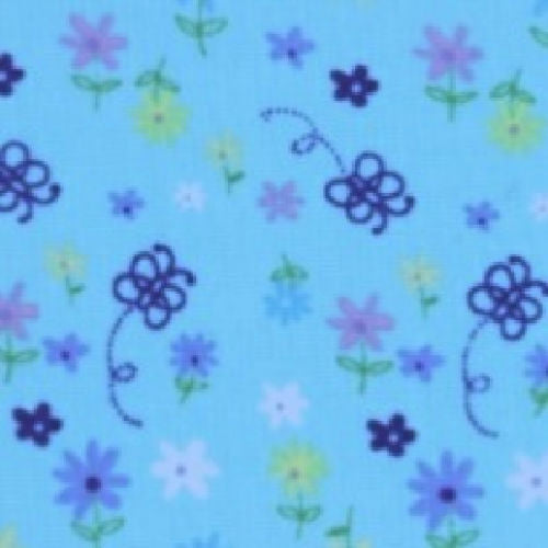 Blue_Butterflies_and_Flowers_Print_Cotton_Fabric