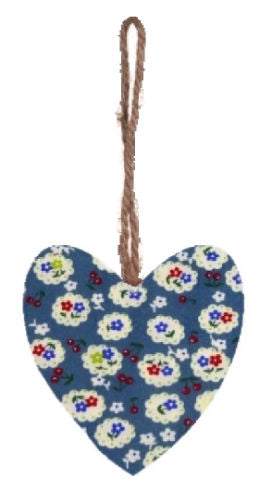 Blue_Cherry_Blossom_Print_Hanging_Heart