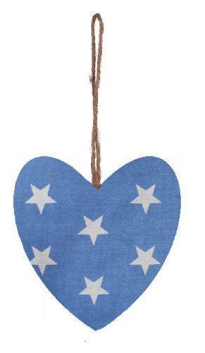 Large_Blue_Stars_Print_Plump_Fabric_Hanging_Heart