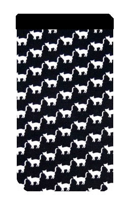 Cats Print Mobile Phone Sock