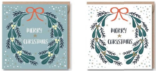 Pack of 6 Christmas Cards - CMC0209