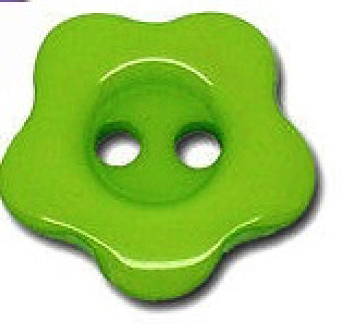Mini_Green_Flower_Buttons_-_14mm