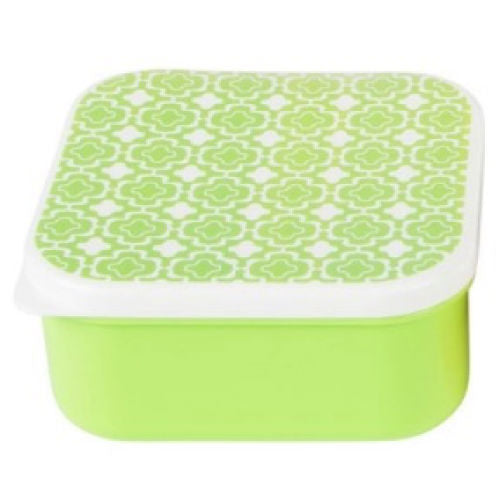 Green Retro Lunchbox