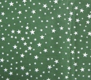 Green_Stars_Print_PolyCotton_Fabric