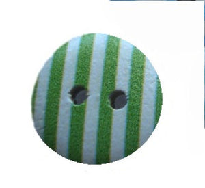 Green_Striped_Buttons_-_Pack_of_Five_-_15mm