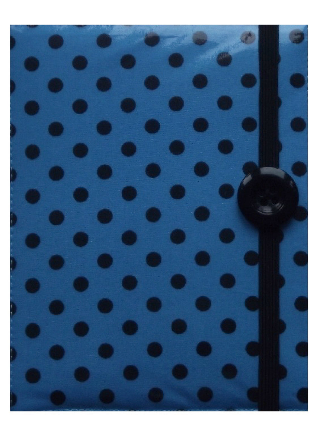 Light_Blue_Polka_Dot_Print_E-Reader_Case