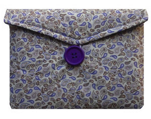 Lilac_Paisley_Print_Tablet_Bag