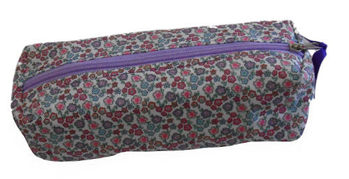 Ditsy Flowers Print Pencil Case