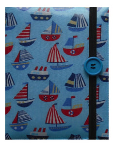 Little Boats Print E-Reader Case - Miss Pretty London UK Limited
