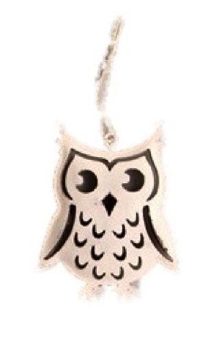 Cream_Shabby_Chic_Hanging_Owl_Decoration