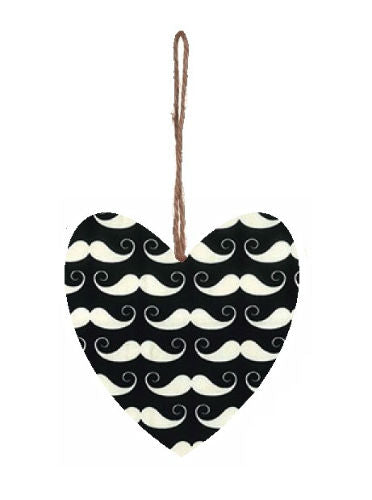 Moustaches_Print_Hanging_Heart