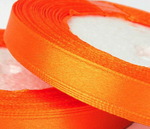 Orange_Satin_Ribbon