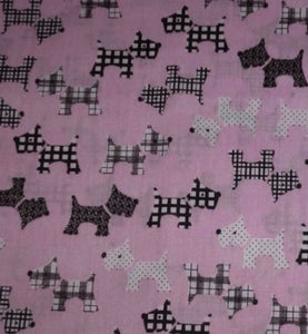 Pale_Pink_Scottie_Dogs_Print_PolyCotton_Fabric
