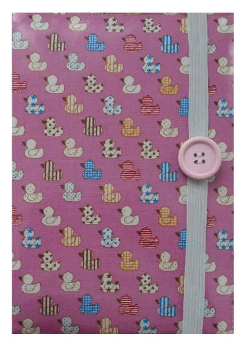 Pink Quacky Duck Print E-Reader Case - Miss Pretty London UK Limited