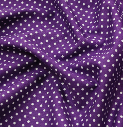 Purple_Mini_Polka_Dot_Cotton_Fabric