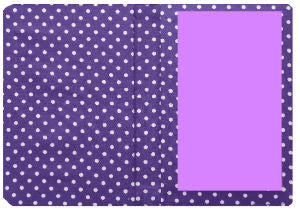 Purple_Polka_Dot_Print_Passport_Wallet