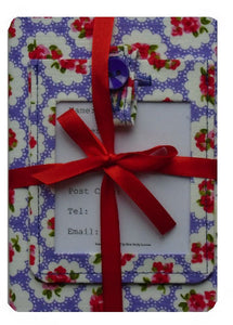 Purple_Roses_Passport_Cover_and_Luggage_Tag_Gift_Set