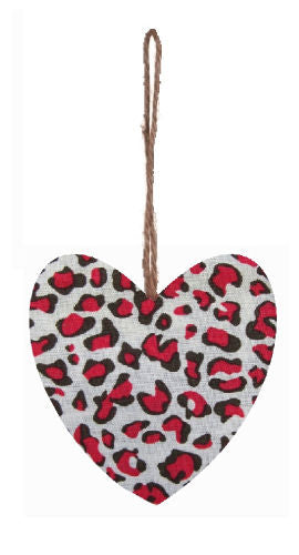 Red_Animal_Print_Hanging_Heart