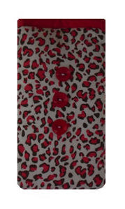 Red_Animal_Print_Mobile_Phone_Sock_Pouch