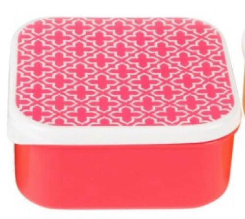 Red Retro Lunchbox - Miss Pretty London UK Limited