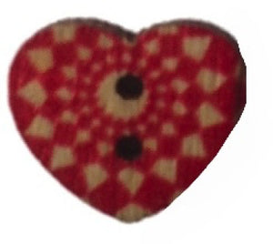 Red_Sun_Print_Wooden_Heart_Buttons_-_Pack_of_5