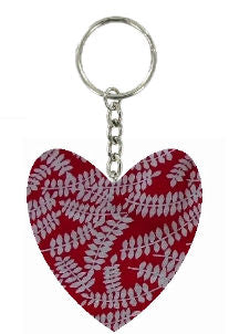 Red_Vines_Print_Heart_Keyring