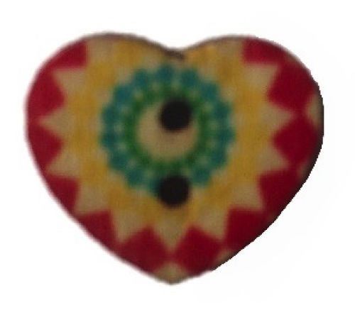 Retro_Sun_Print_Wooden_Heart_Buttons_-_Pack_of_5