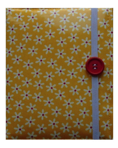 Yellow Daisy Print E-Reader Case - Miss Pretty London UK Limited