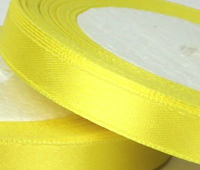 Yellow_Satin_Ribbon