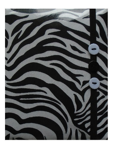 Zebra Print E-Reader Case - Miss Pretty London UK Limited