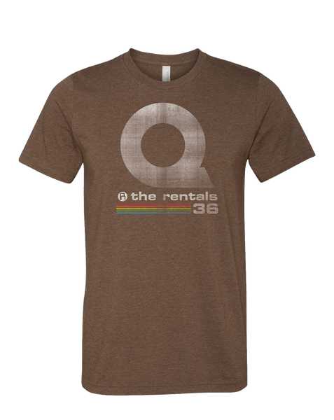 The Rentals Q36 COMMODORE Tee