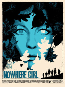 The Rentals - NOWHERE GIRL Film Poster