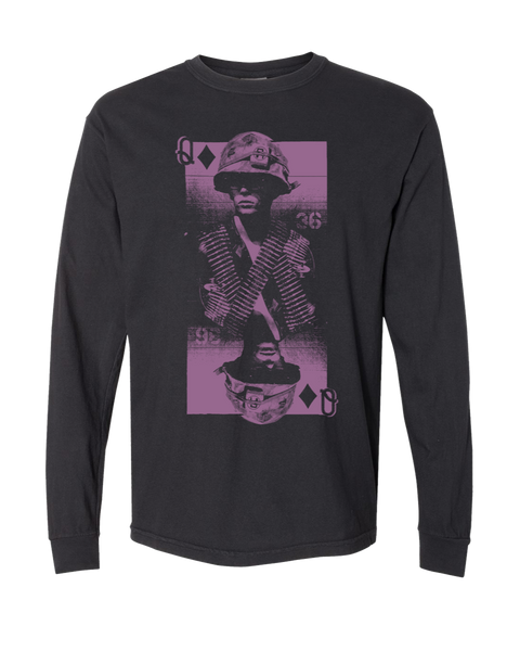 The Rentals SHAKE YOUR DIAMONDS Long Sleeve Tees
