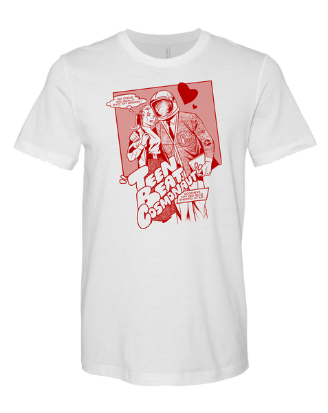 The Rentals TEEN BEAT COSMONAUT Tee