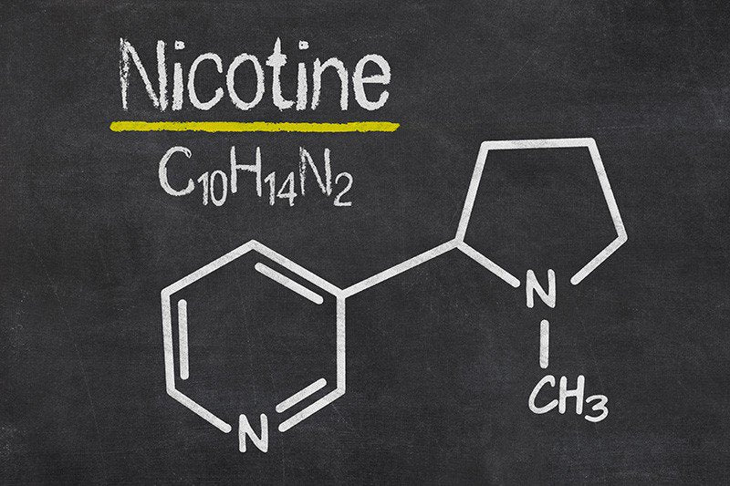 10 Stages To Kick Nicotine Out