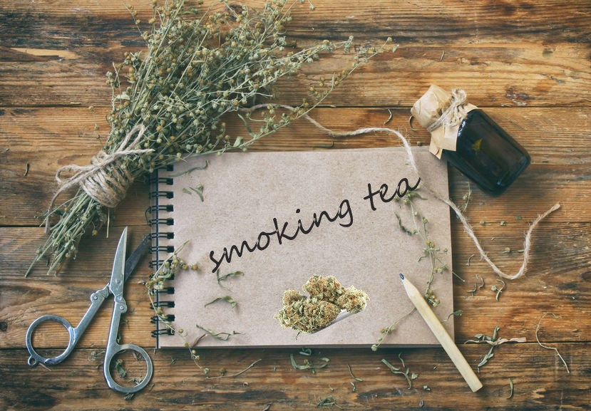 Smoking tea how it will affect your life and your experience