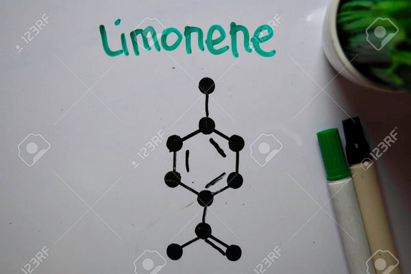 smoking lemonene terpenes