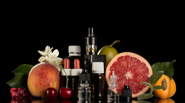 vape nicotine free juise with natural terpenes