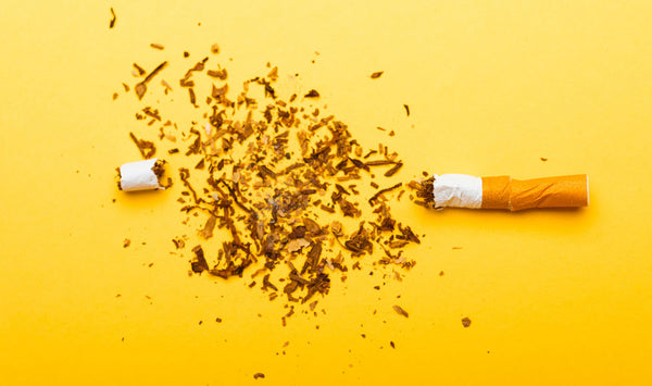 quit smoking with herbal cigarettes