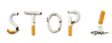 Stop smoking with herbal blends