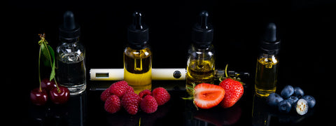 Terpene juice to vape