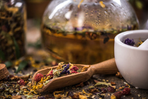 Rose petal smoking benefits
