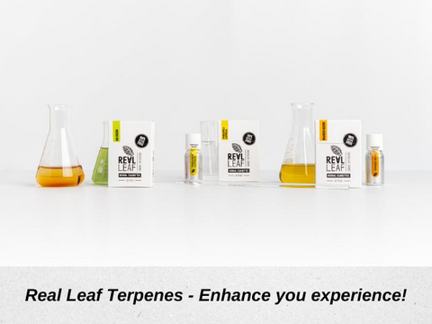 REAL LEAF Terpenes