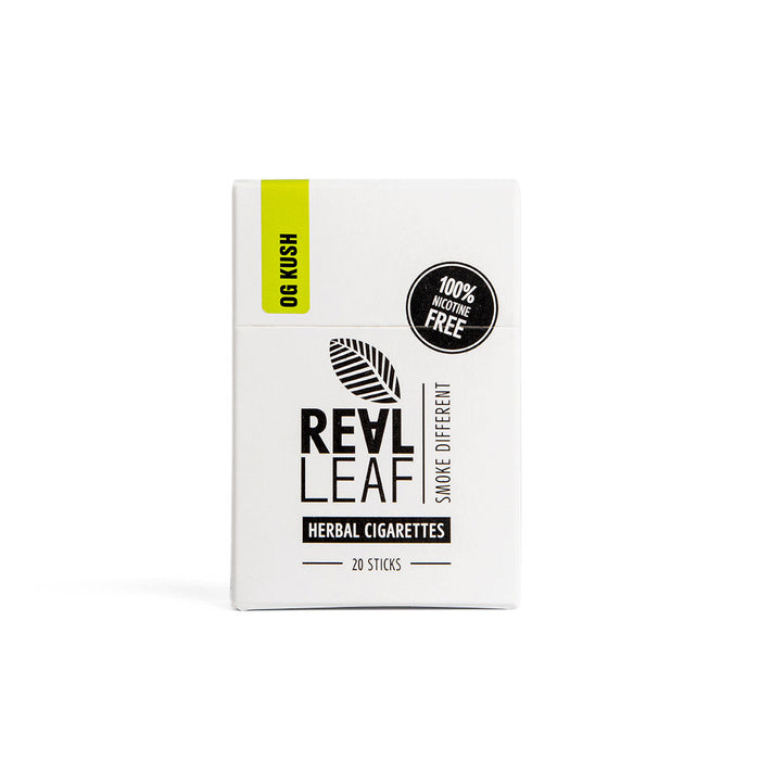 herbal cigarettes infused with cannabis terpenes are here to help you quit smoking