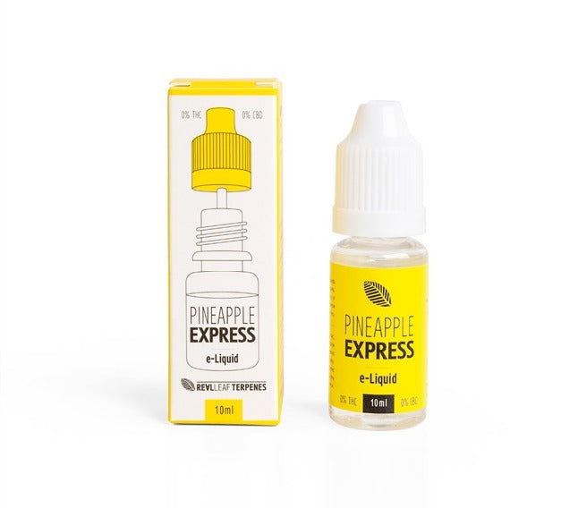 E liquid Enriched With Terpenes -pineapple express