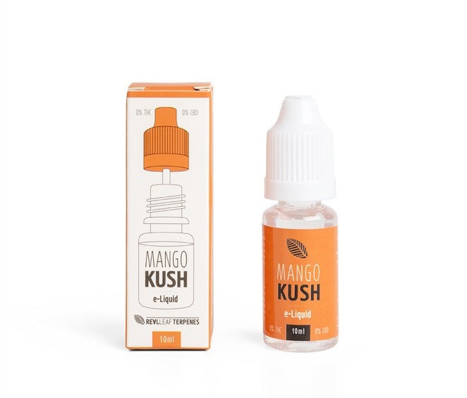10 ml Mango Kush E-Liquid Terpenes