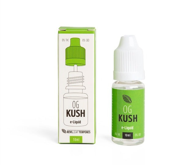 10 ml OG Kush E-Liquid Terpenes