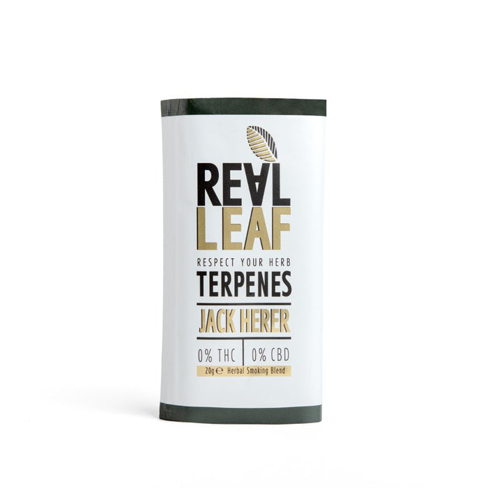 Jack herer herbal tobacco terpenes infused by real leaf