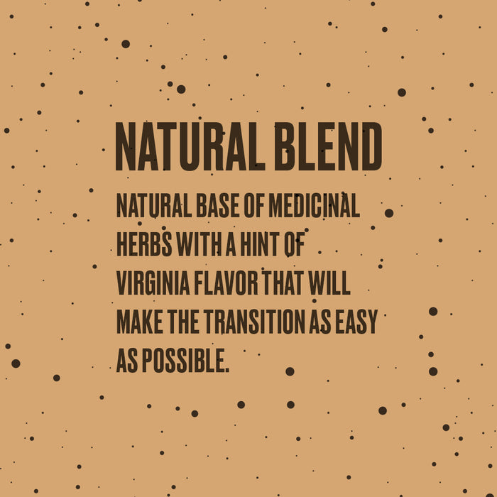 NATURAL HERBAL SMOKING BLENDS FROM MEDICINAL HERBS